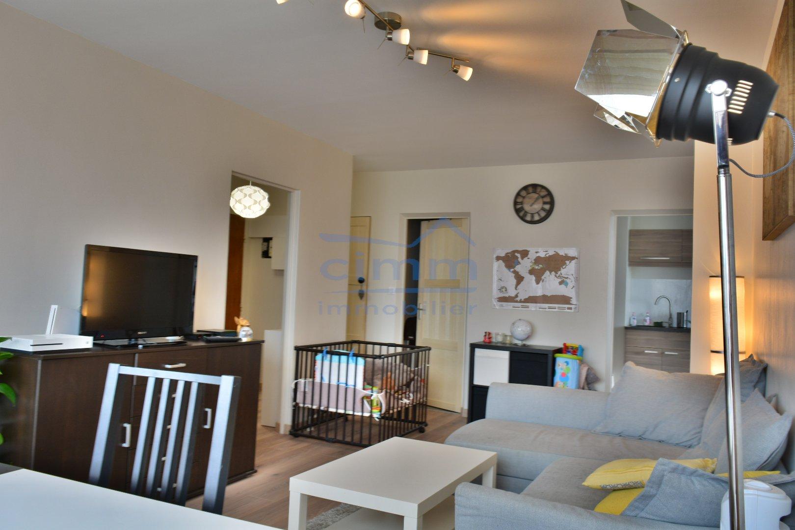 vente appartement 4 pièces CHEVIGNY SAINT SAUVEUR 21800