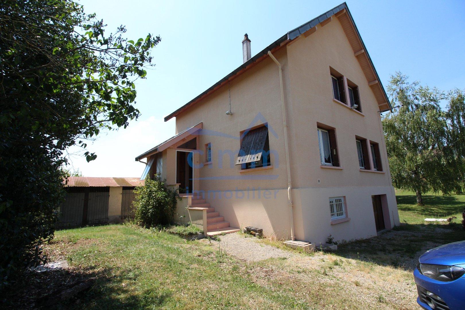 vente maison/villa 5 pièces COLLONGES LES PREMIERES 21110