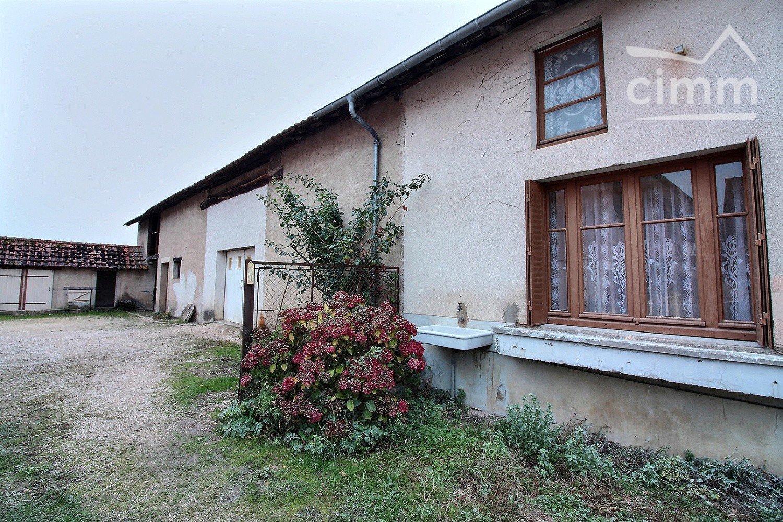 vente maison/villa 4 pièces BESSEY LES CITEAUX 21110