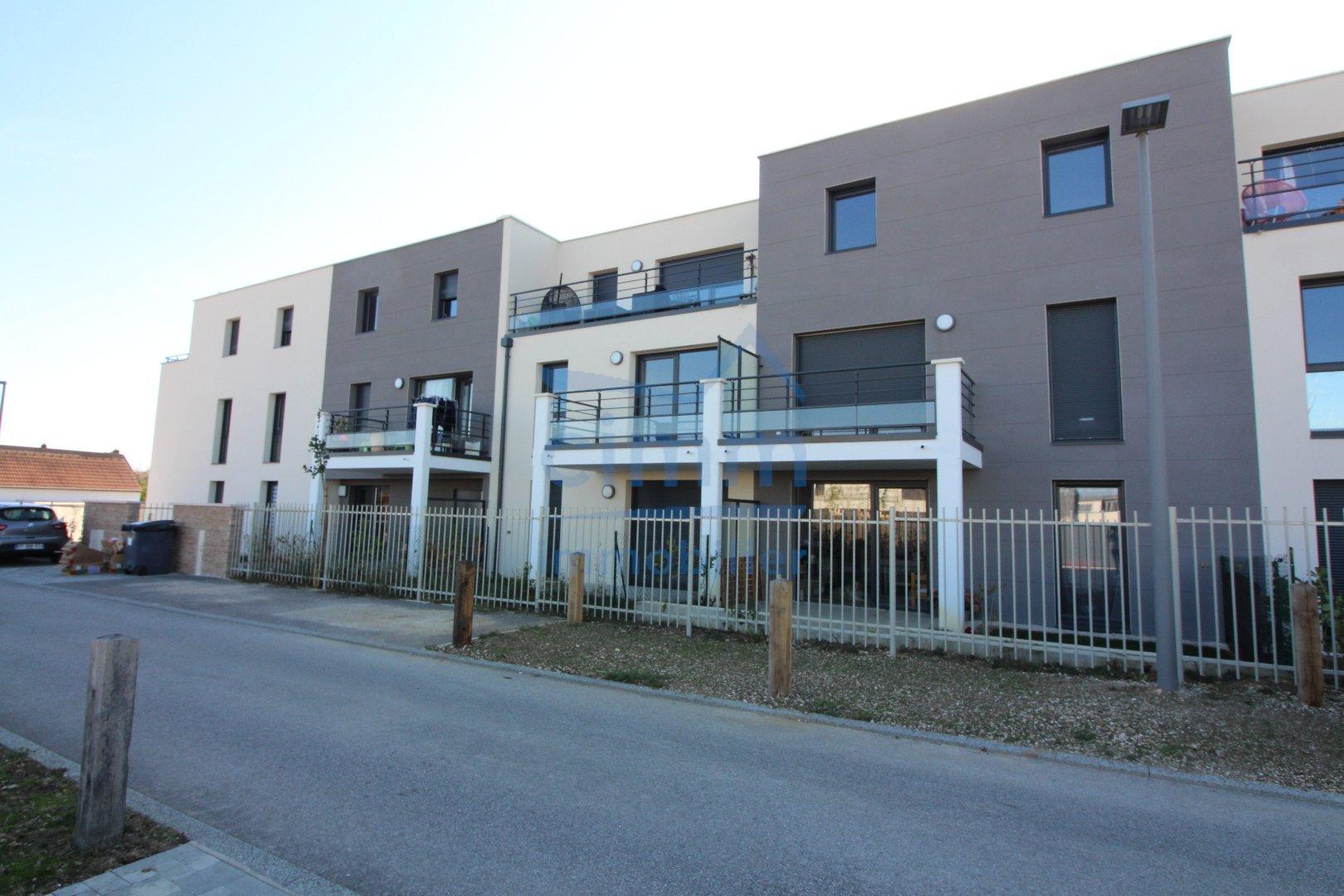 vente appartement 2 pièces DAIX 21121