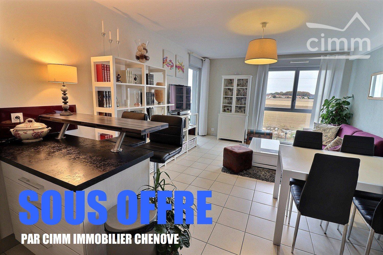 vente appartement 2 pièces CHEVIGNY SAINT SAUVEUR 21800