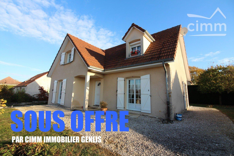 vente maison/villa 5 pièces LONGCHAMP 21110