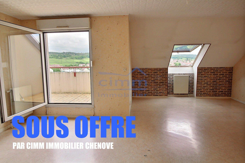 vente appartement 2 pièces CHENOVE 21300