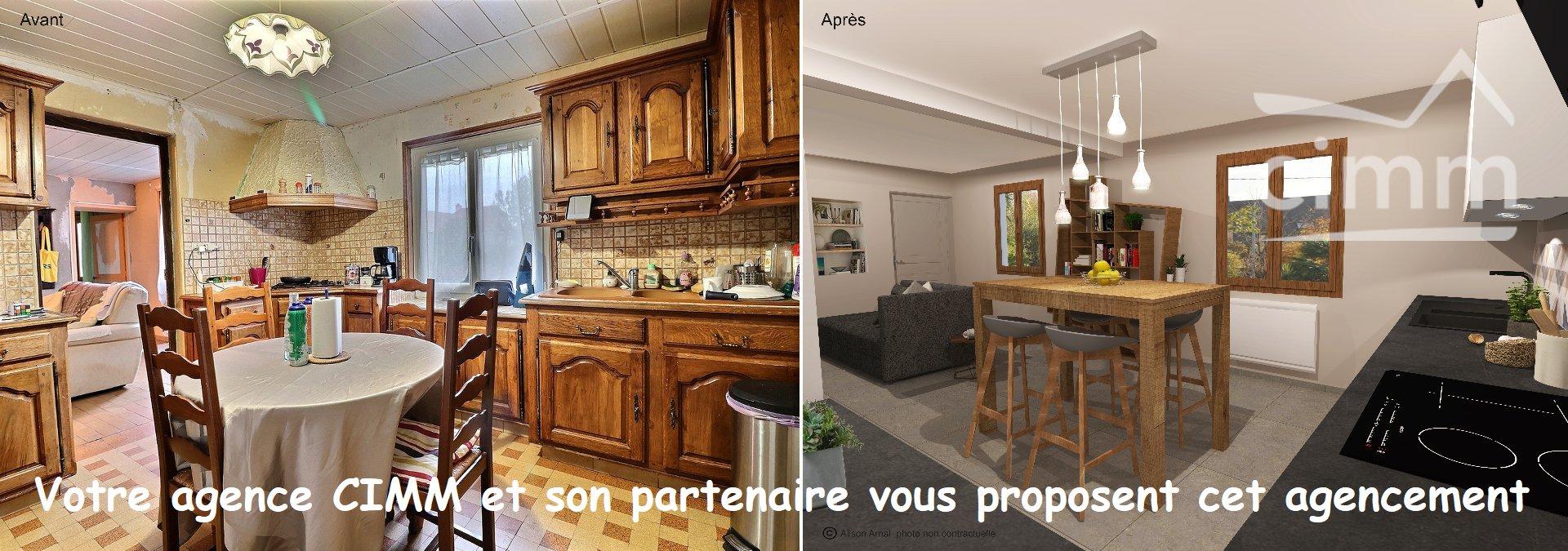 vente maison/villa 7 pièces PONTAILLER-SUR-SAONE 21270