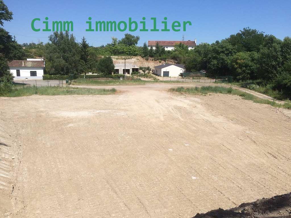 vente terrain SABLONS SABLONS 38550