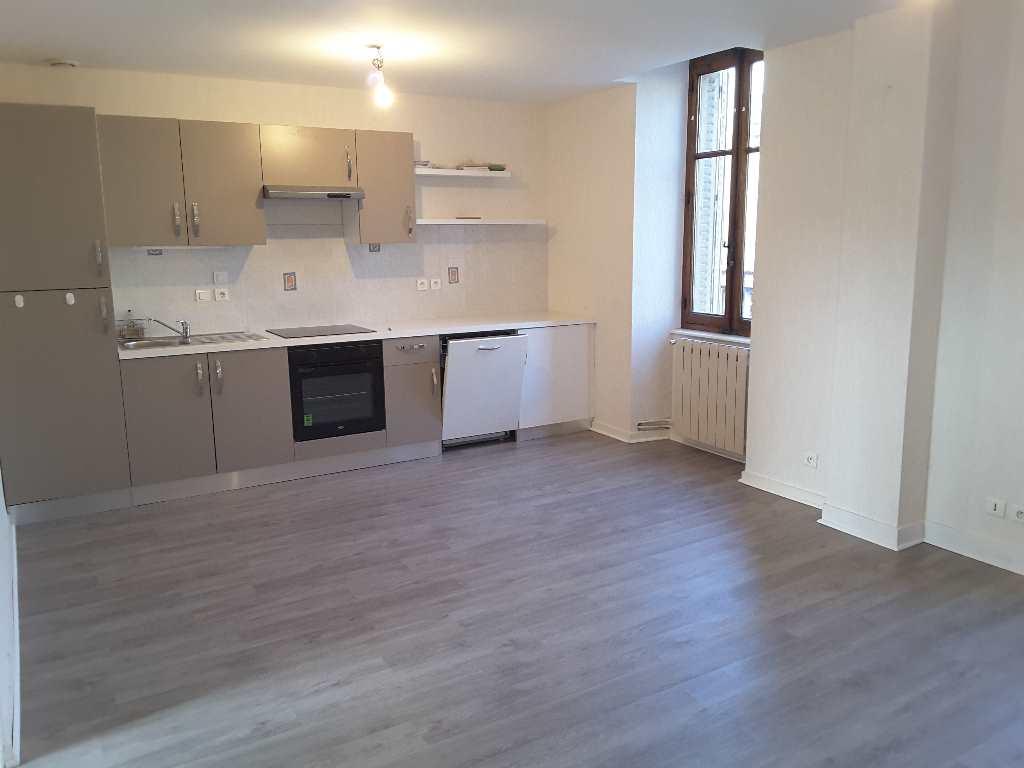 location appartement 3 pièces SAINT RAMBERT D'ALBON 26140