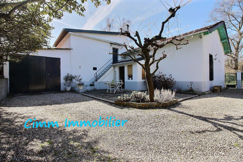 vente maison/villa 4 pièces SABLONS 38550