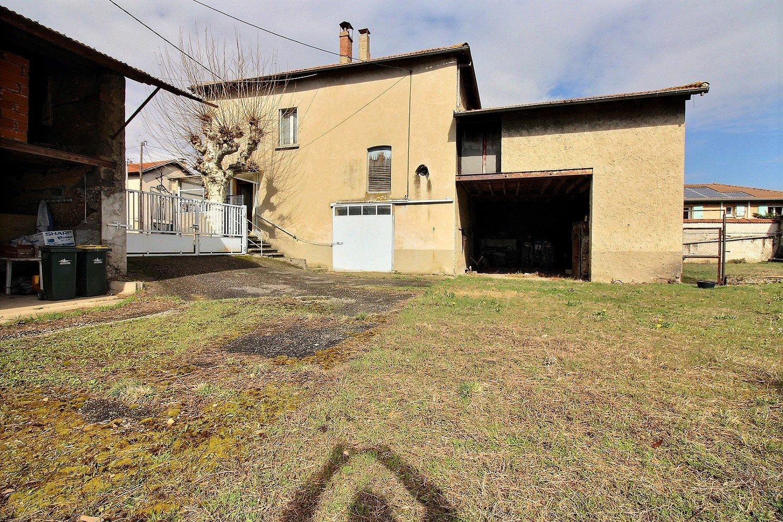 vente maison/villa 4 pièces CHANAS 38150