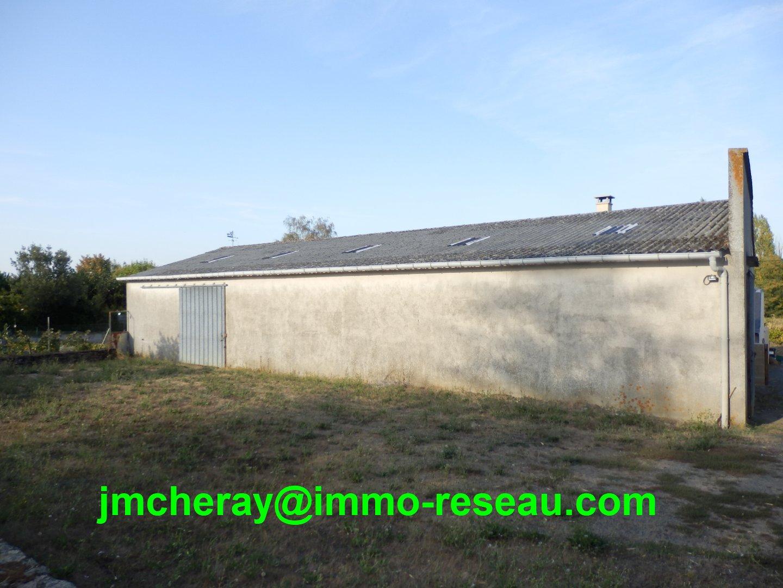 Hangar - Bureau Local Entrepôt