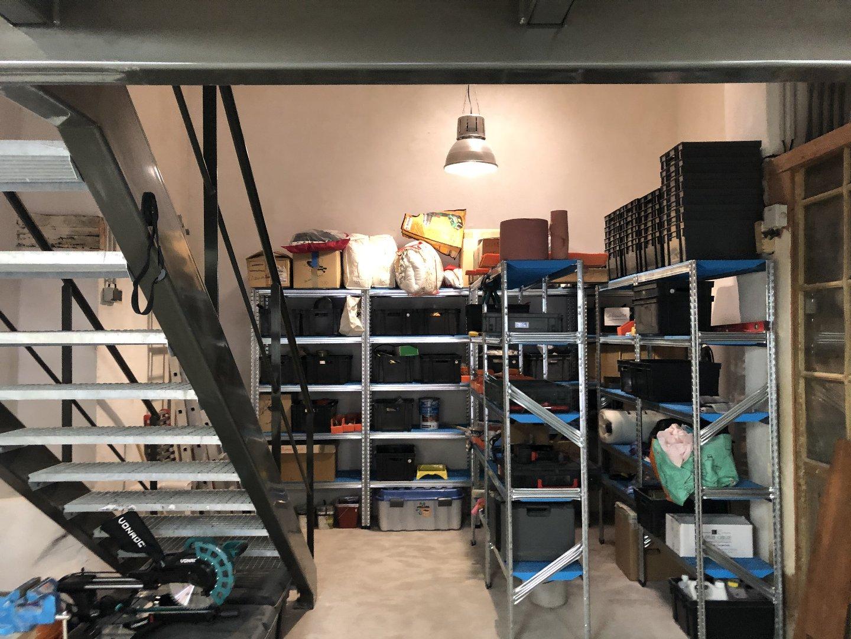 Atelier - Bureau Local Entrepôt