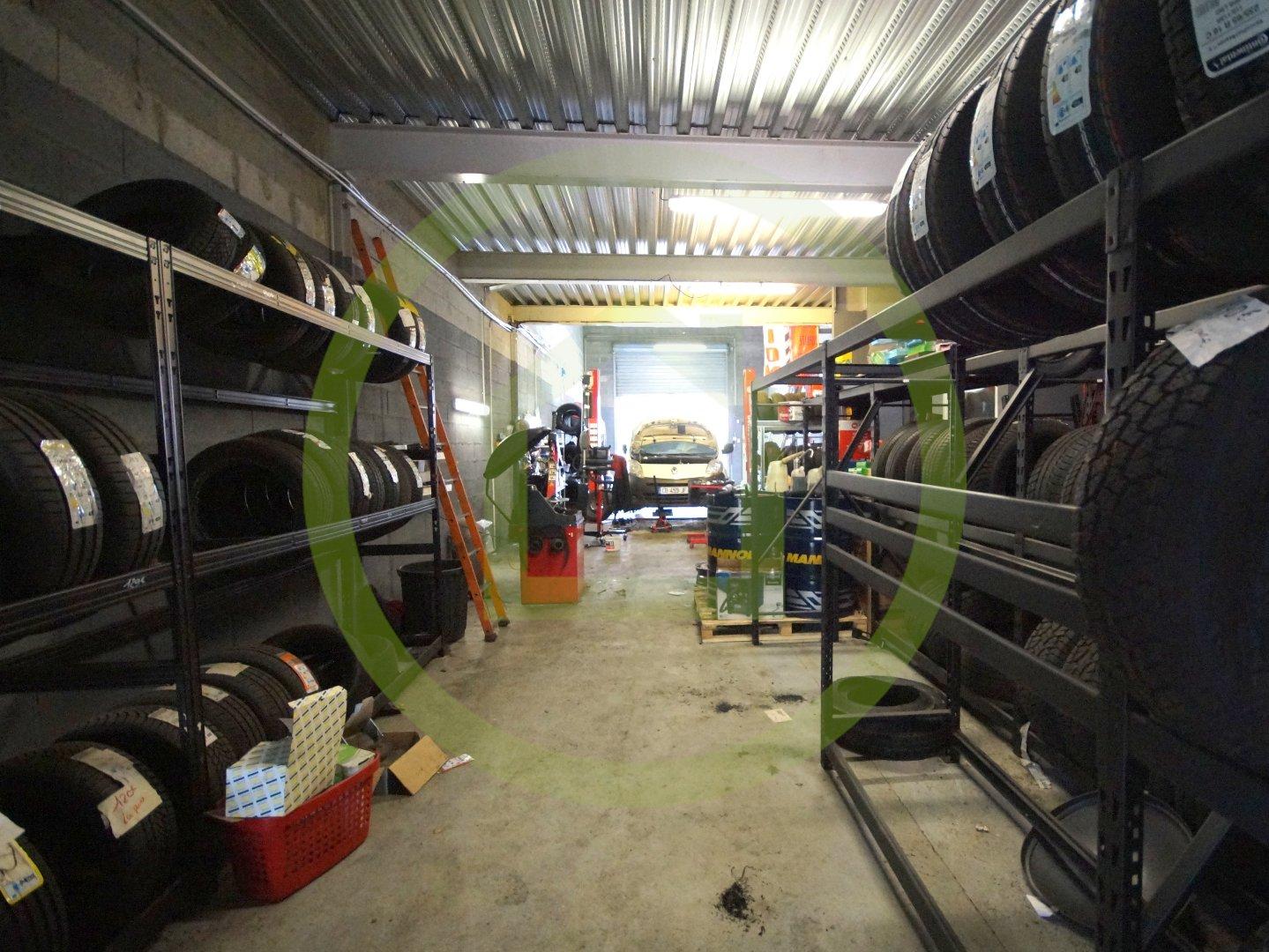 Garage (fonds) - Entreprise de Services