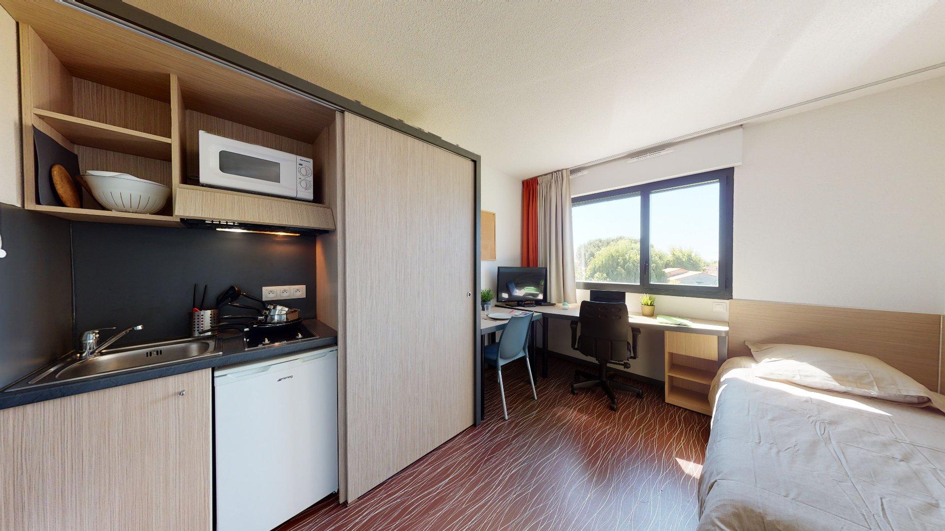 Annonce : Vente Appartement Auzeville-Tolosane (7) 7 m² (7