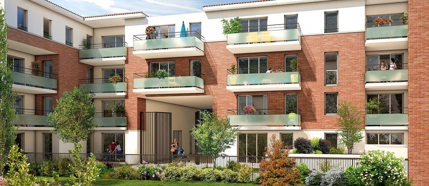 produit d'investissement appartement 3 pièces MONDONVILLE 31700
