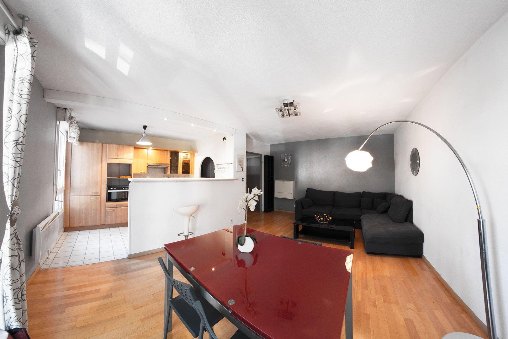 vente appartement 3 pièces BLAGNAC 31700