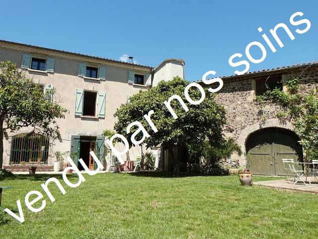 vente de prestige maison/villa 9 pièces PEZENAS 34120