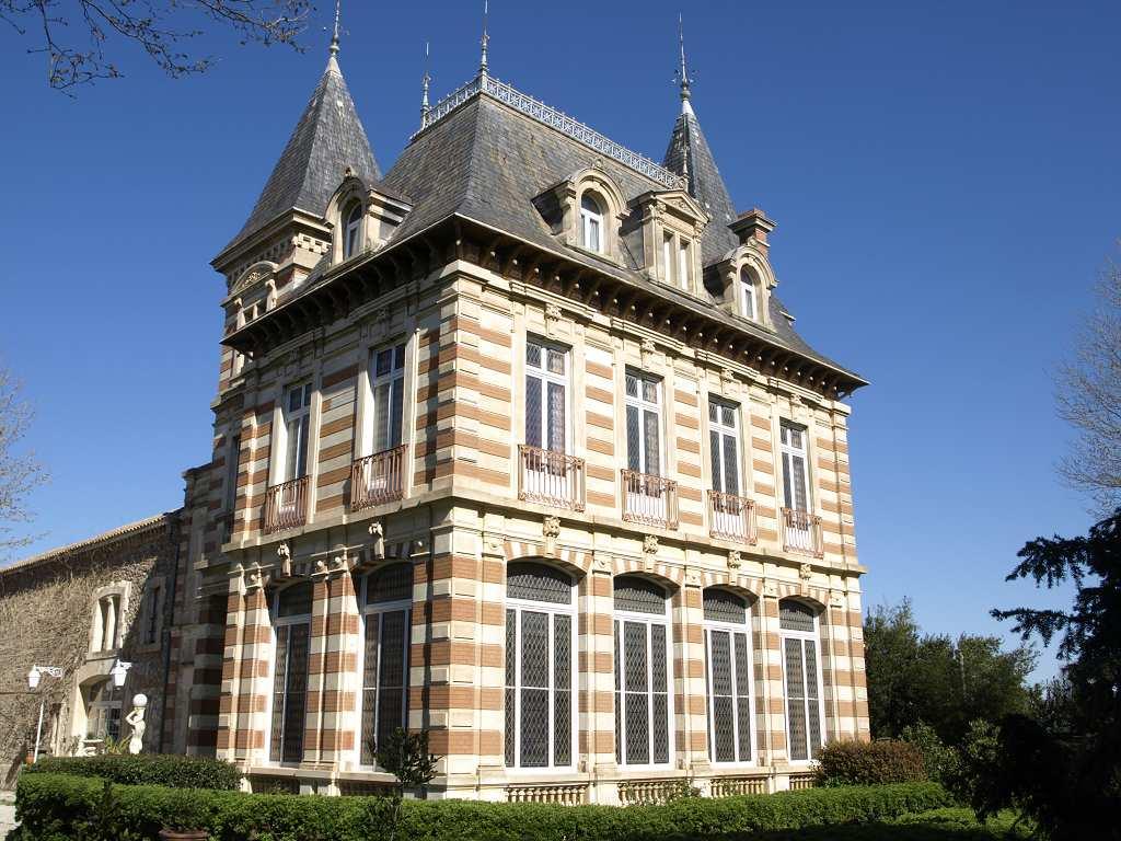 vente de prestige château 1 pièces NARBONNE 11100
