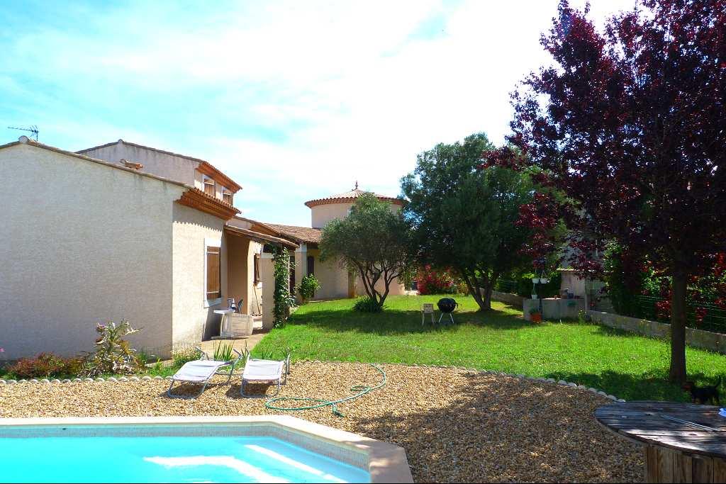 vente maison/villa 9 pièces MAUGUIO 34130