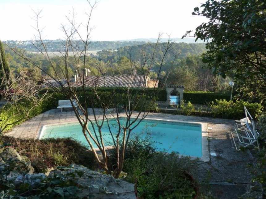 vente maison/villa 9 pièces SAINT CLEMENT DE RIVIERE 34980