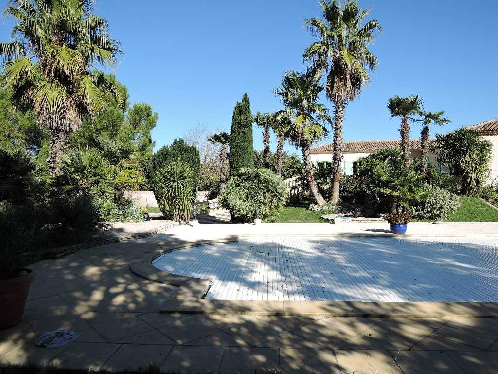 vente maison/villa 5 pièces LA BOISSIERE 34150