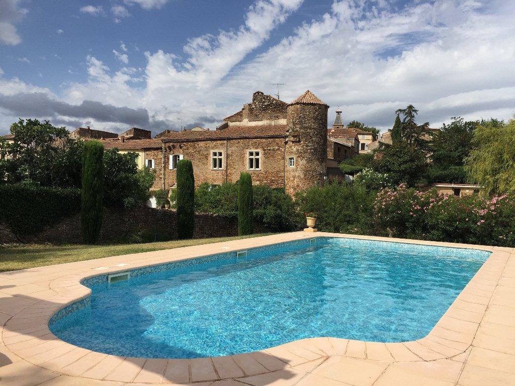 vente château 17 pièces CLERMONT L'HERAULT 34800