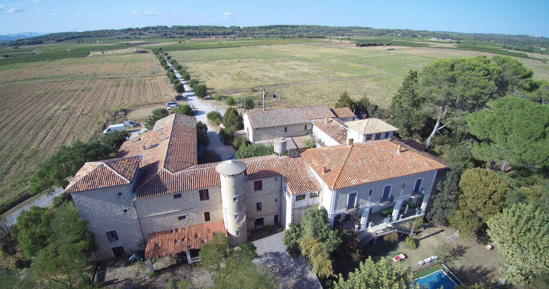 vente maison/villa 37 pièces SOMMIERES 30250
