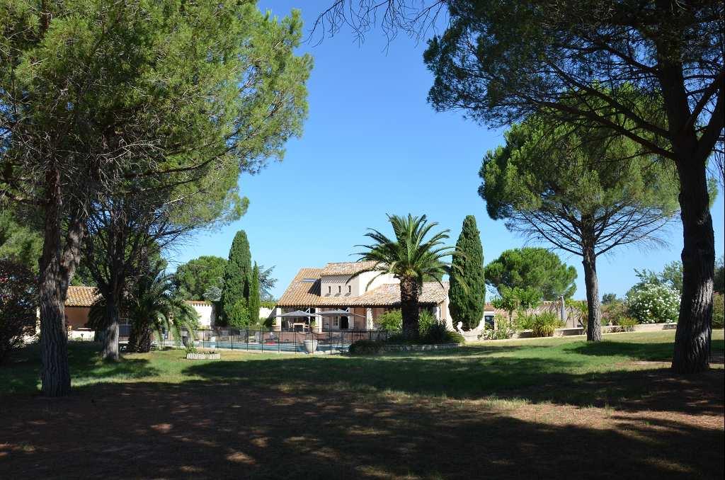 vente maison/villa 8 pièces CAPESTANG 34310