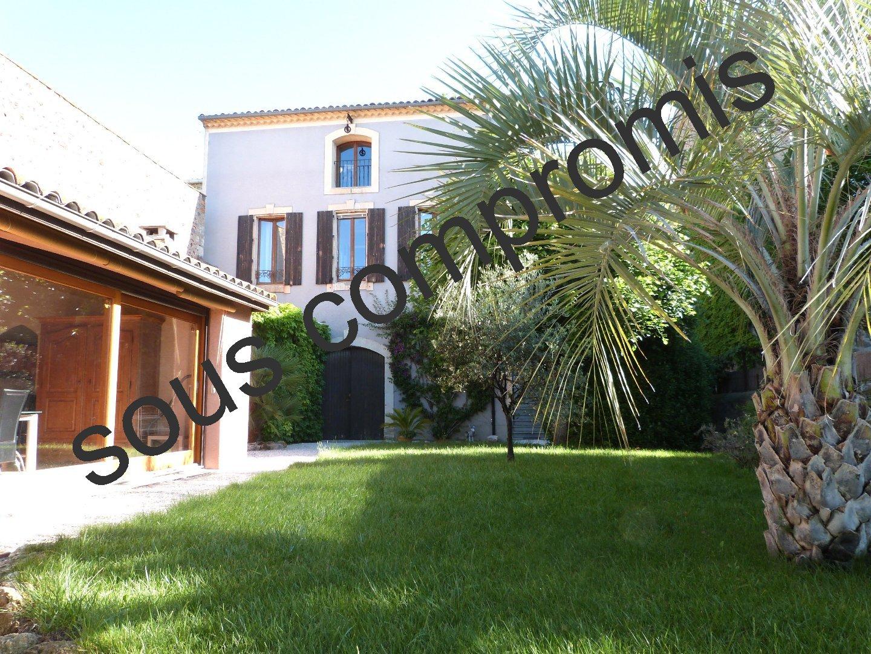 vente maison/villa 9 pièces PEZENAS 34120