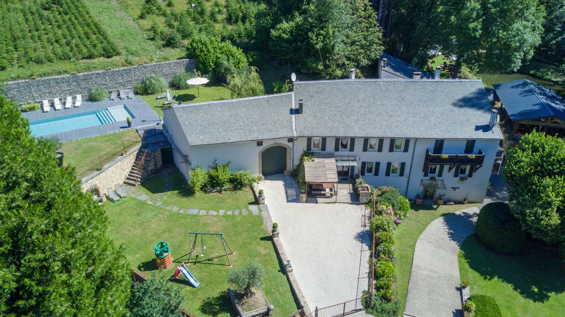 vente maison/villa 17 pièces CARCASSONNE 11000