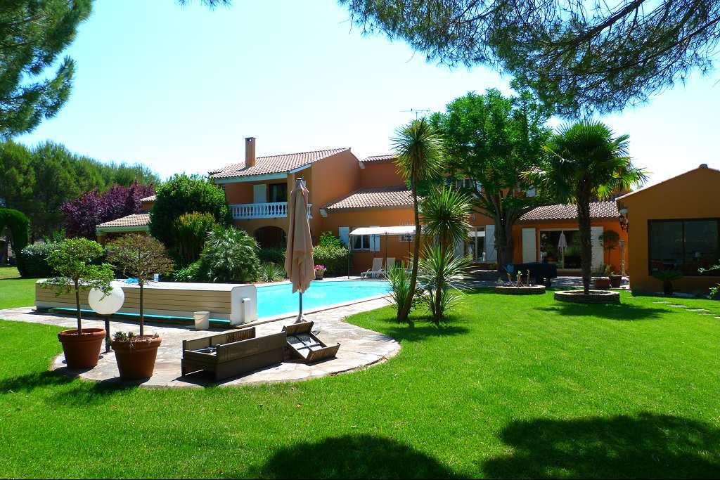 vente maison/villa 8 pièces BEZIERS 34500
