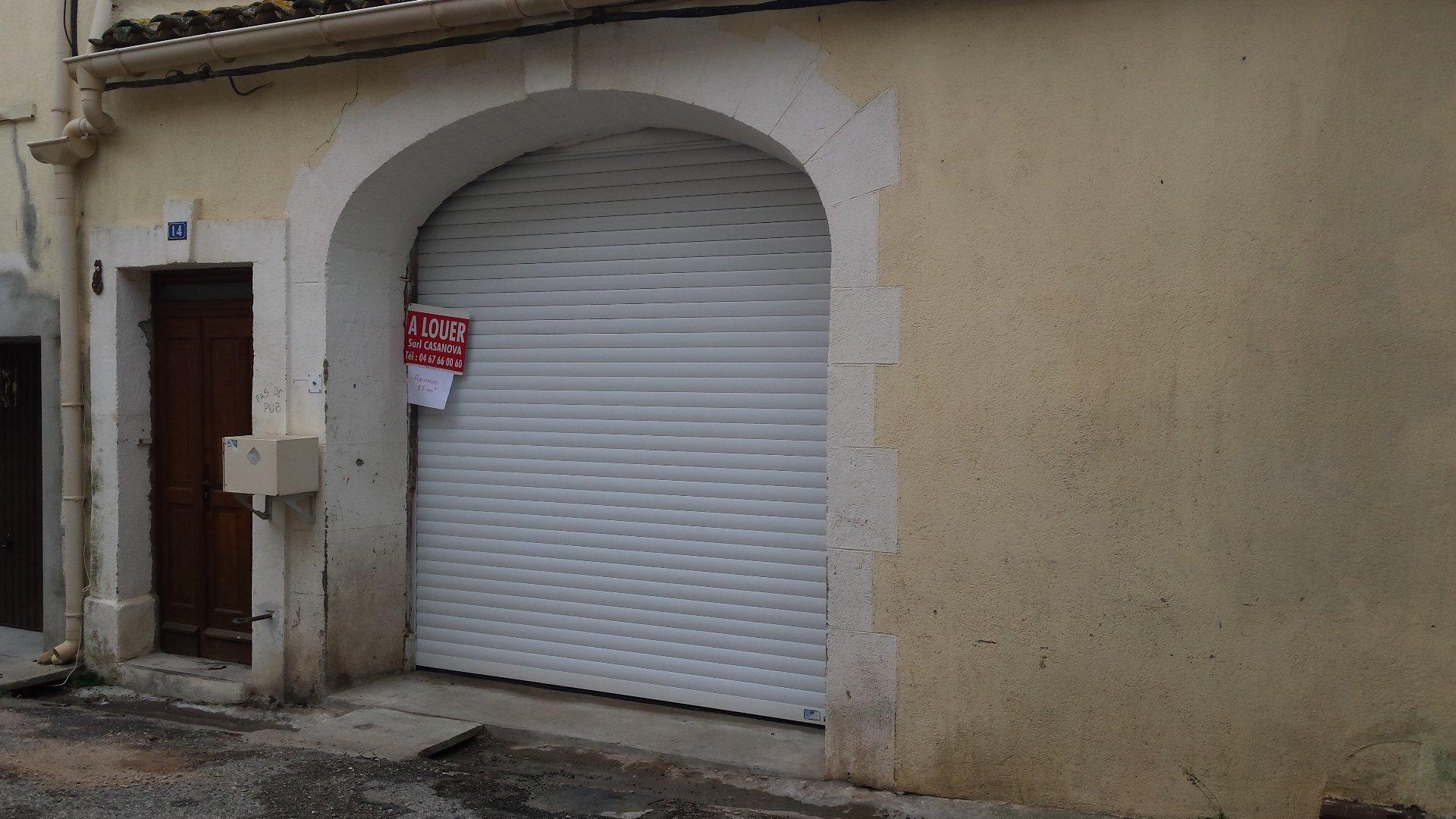 location local 1 pièces PLAISSAN 34230