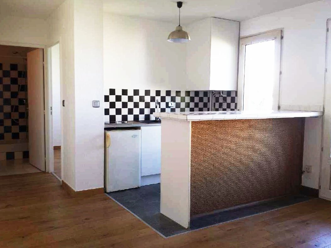 vente appartement 2 pièces MONTPELLIER 34080