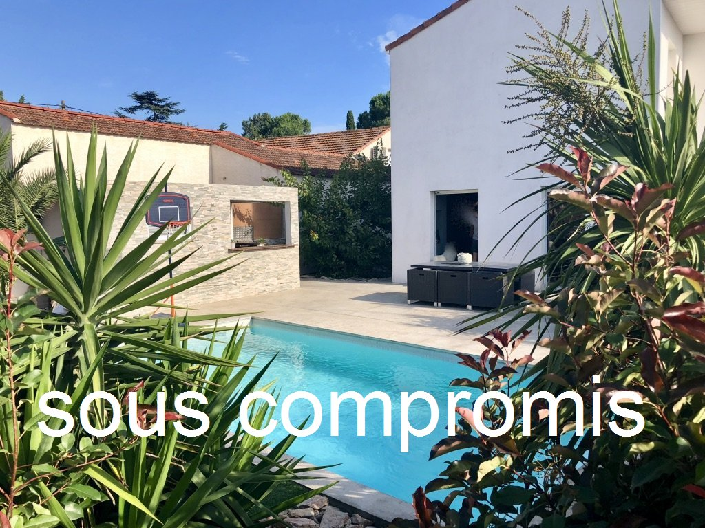 vente maison/villa 5 pièces SAINT JEAN DE VEDAS 34430
