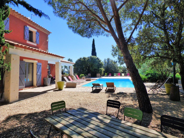 vente maison/villa 12 pièces CORCONNE 30260