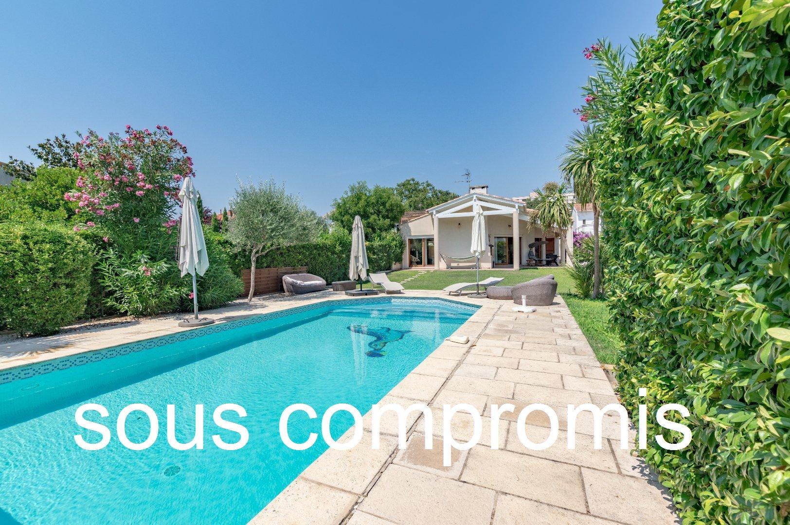 vente de prestige maison/villa 7 pièces MONTPELLIER 34000