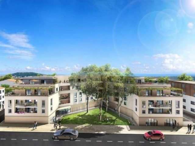 vente appartement 1 pièces MEZE 34140