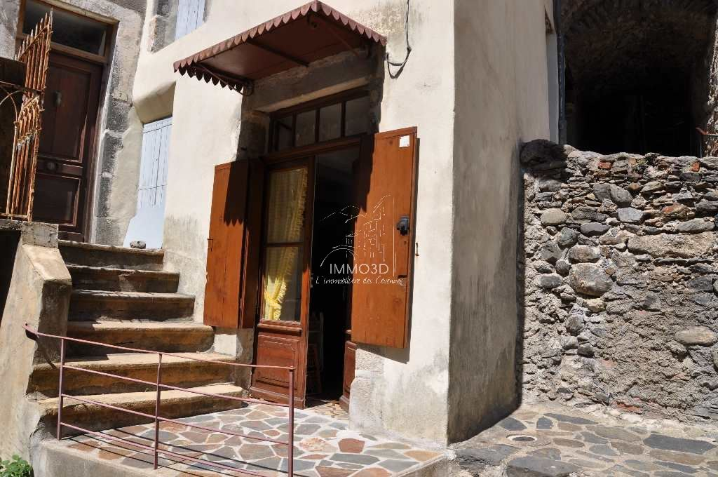 vente maison/villa 3 pièces VALLERAUGUE 30570