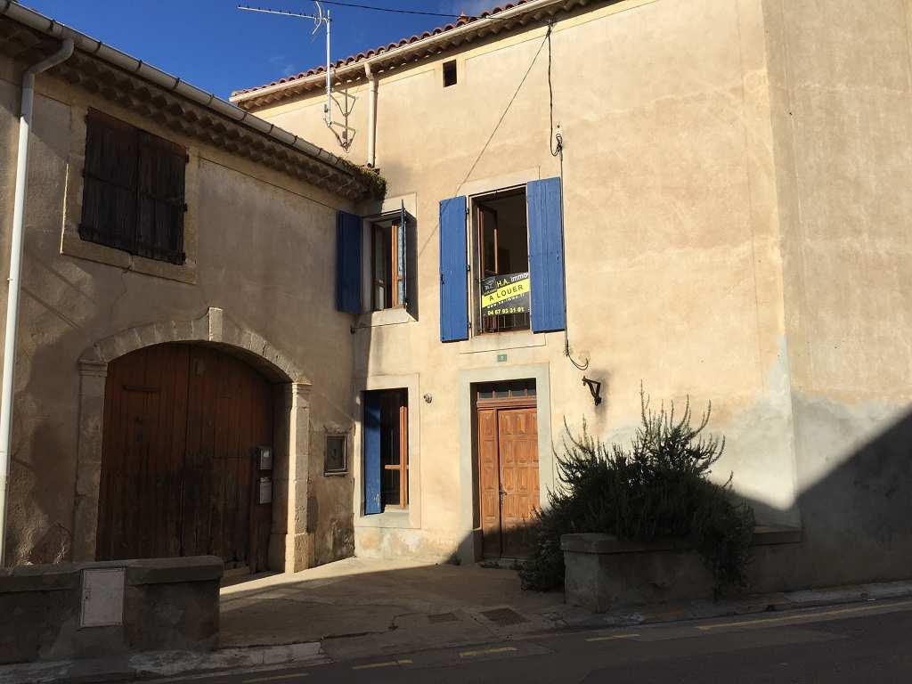location maison/villa 5 pièces QUARANTE 34310