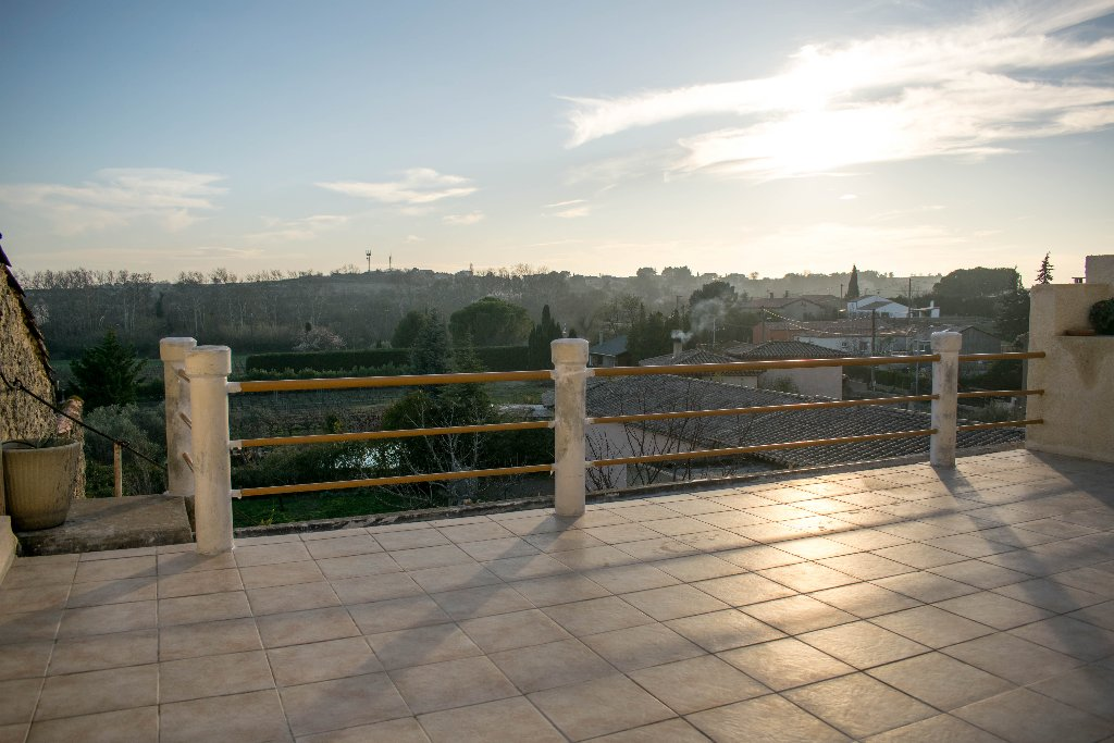 vente maison/villa 5 pièces PUISSERGUIER 34620