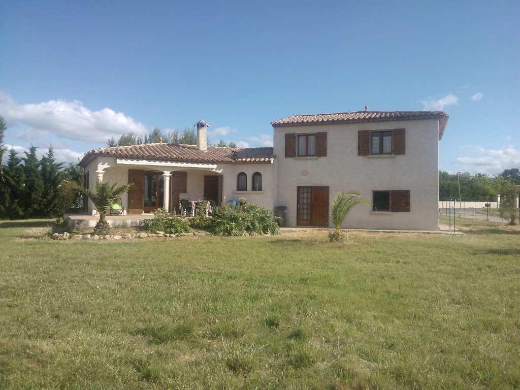 vente maison/villa 4 pièces CREISSAN 34370