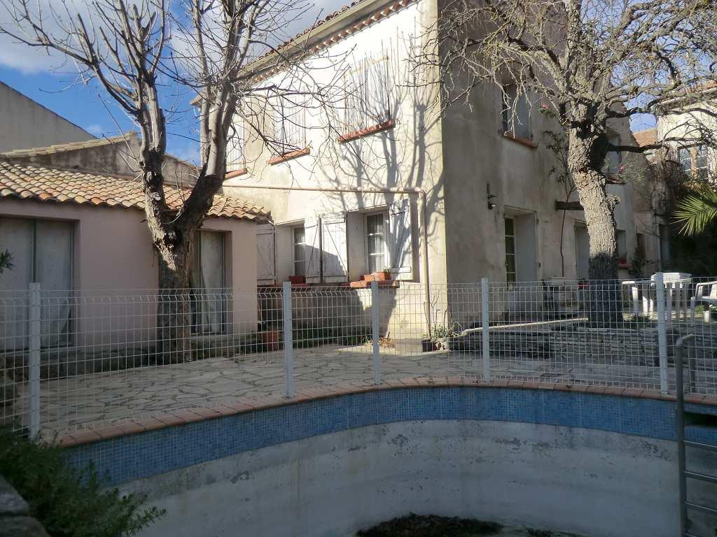 vente maison/villa 6 pièces COLOMBIERS 34440
