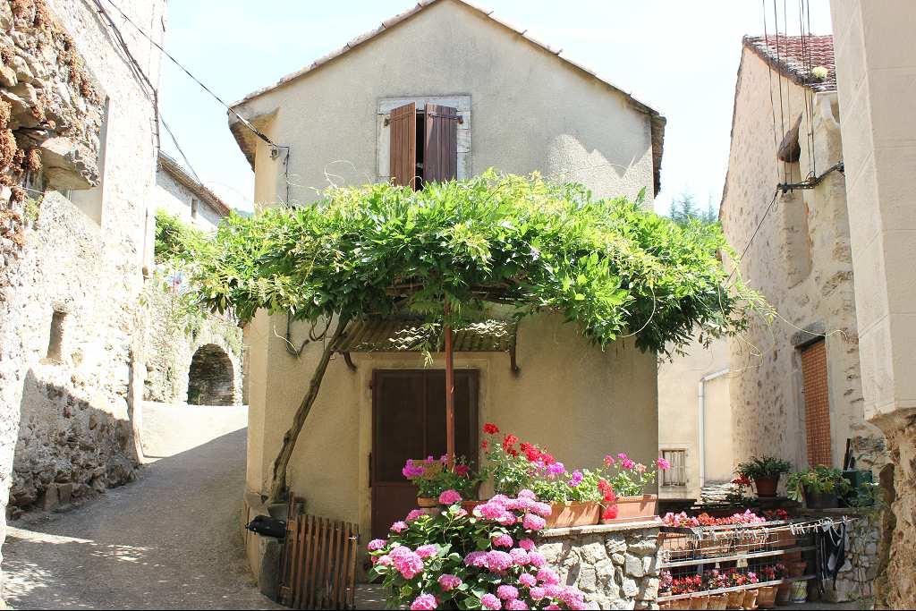 vente maison/villa 8 pièces OLARGUES 34390