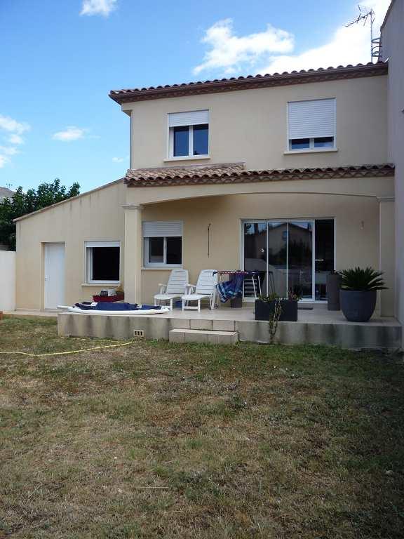 location maison/villa 5 pièces BEZIERS 34500