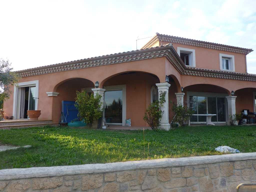 vente maison/villa 6 pièces PUIMISSON 34480
