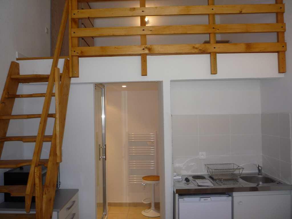 location appartement 1 pièces BEZIERS CLEMENCEAU 34500