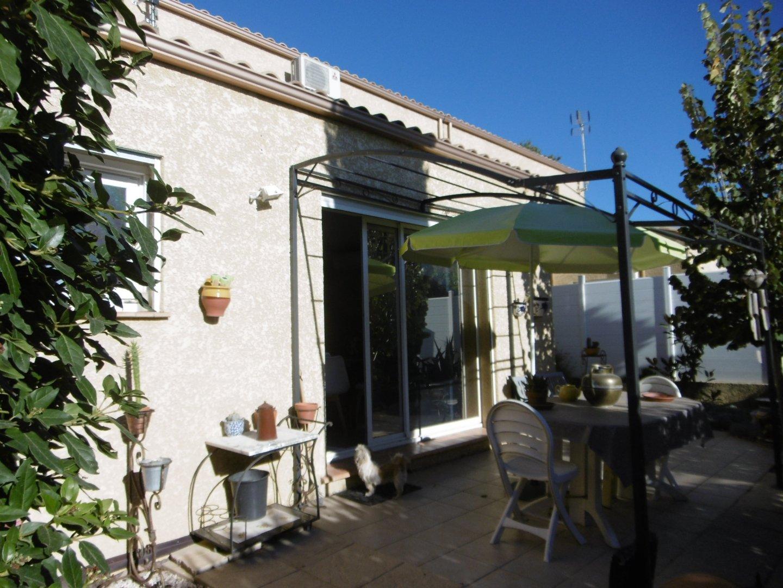 vente maison/villa 4 pièces CAZOULS LES BEZIERS 34370
