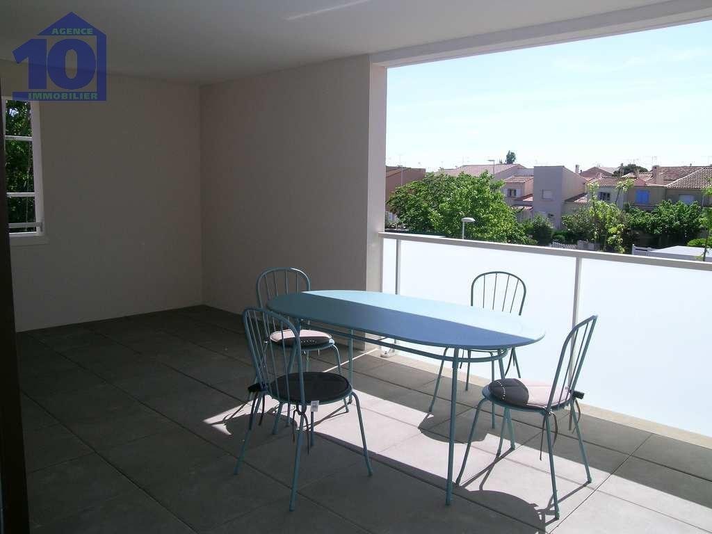 location vacances appartement 3 pièces VALRAS PLAGE 34350