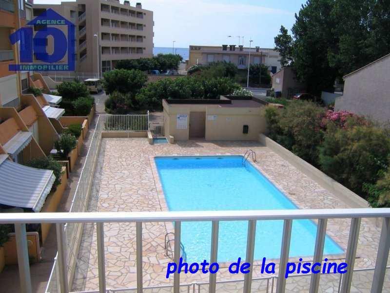 location vacances appartement 2 pièces VALRAS PLAGE 34350