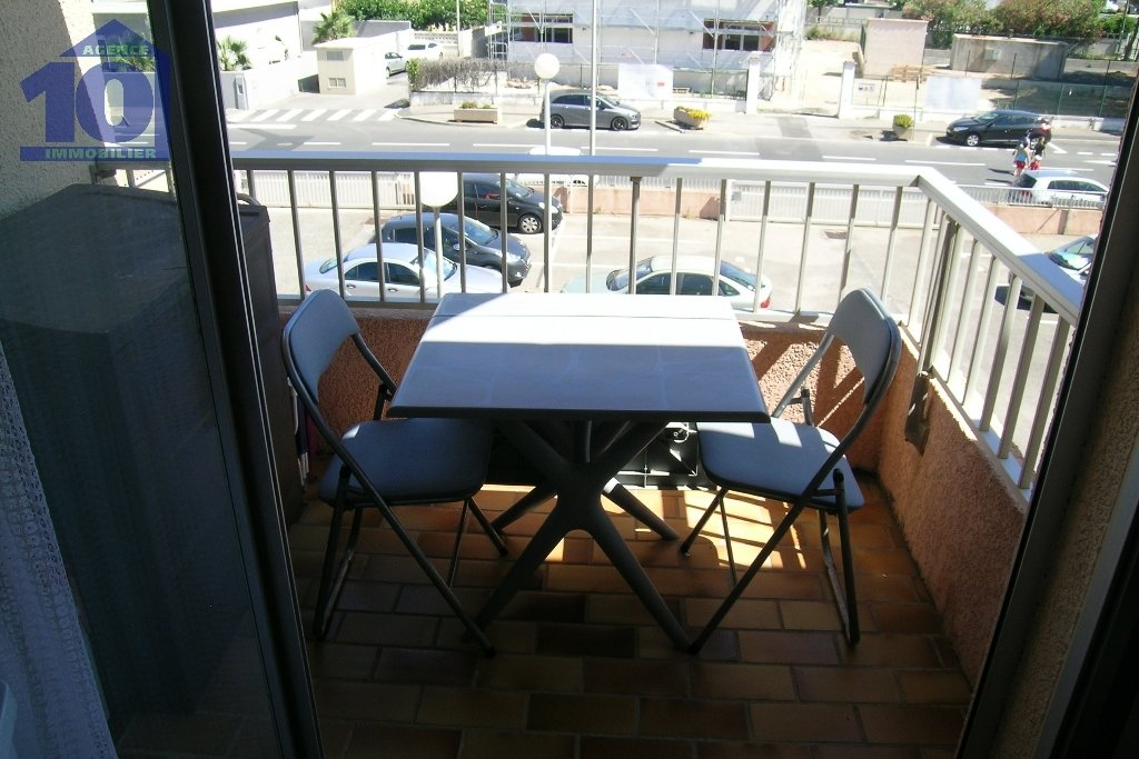 vente appartement 1 pièces VALRAS PLAGE 34350