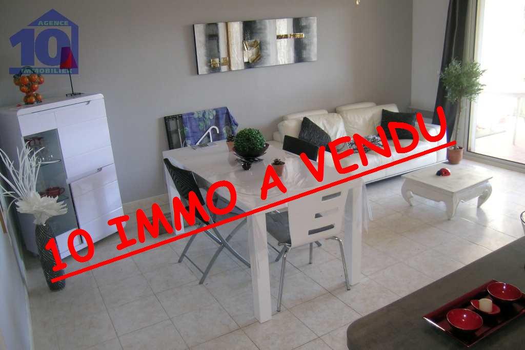 vente appartement 3 pièces ARVEYRES 34350