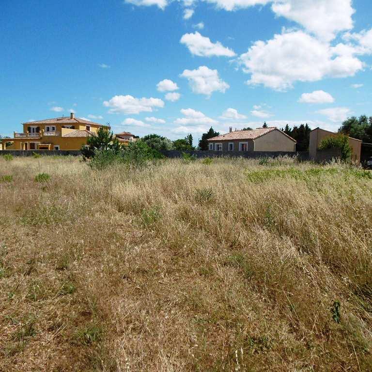 vente terrain PAULHAN PAULHAN 34230